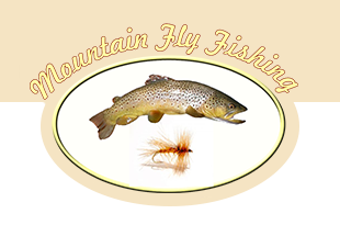 Mountain Fly Fishing Logo Image